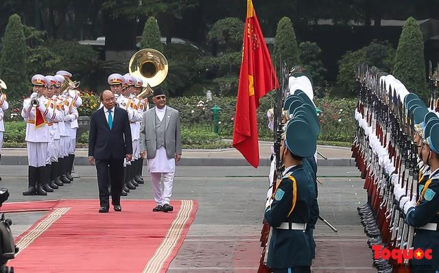 Thủ tướng Nepal đến thăm chính thức Việt Nam và dự Đại lễ  Phật đản Vesak 2019 - Ảnh 3.