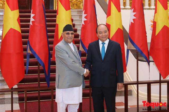 Thủ tướng Nepal đến thăm chính thức Việt Nam và dự Đại lễ  Phật đản Vesak 2019 - Ảnh 5.