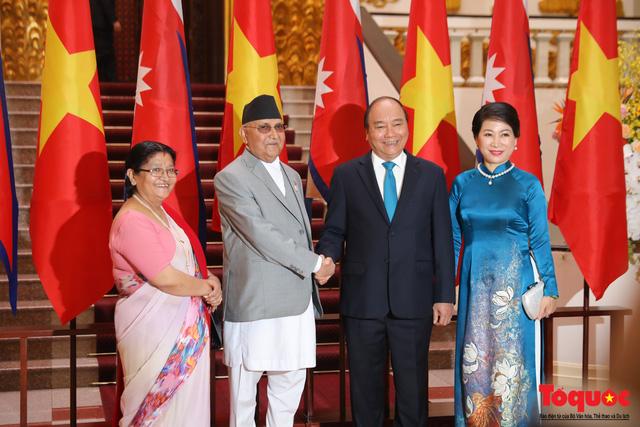 Thủ tướng Nepal đến thăm chính thức Việt Nam và dự Đại lễ  Phật đản Vesak 2019 - Ảnh 6.