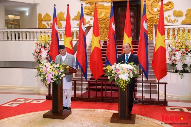 Thủ tướng Nepal đến thăm chính thức Việt Nam và dự Đại lễ  Phật đản Vesak 2019 - Ảnh 7.