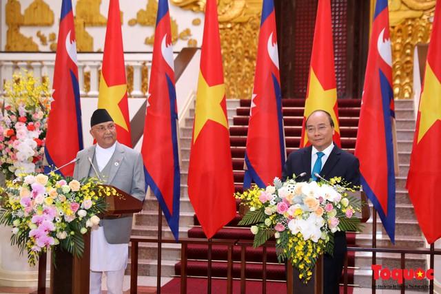 Thủ tướng Nepal đến thăm chính thức Việt Nam và dự Đại lễ  Phật đản Vesak 2019 - Ảnh 8.