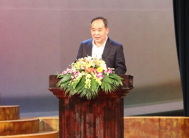 Thứ trưởng Lê Khánh Hải dự Khai mạc Liên hoan Sân khấu Tuồng và Dân ca kịch toàn quốc - Ảnh 1.