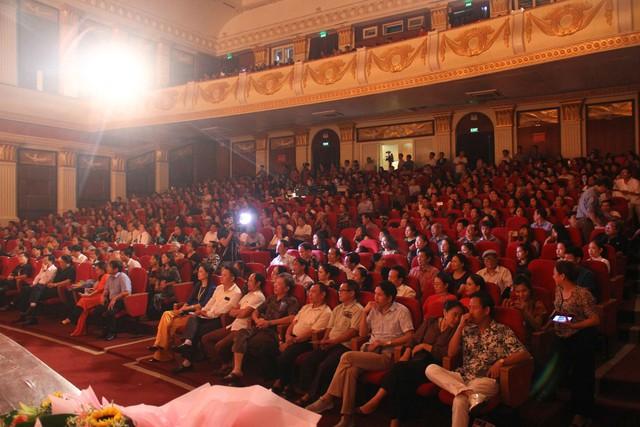 Thứ trưởng Lê Khánh Hải dự Khai mạc Liên hoan Sân khấu Tuồng và Dân ca kịch toàn quốc - Ảnh 3.