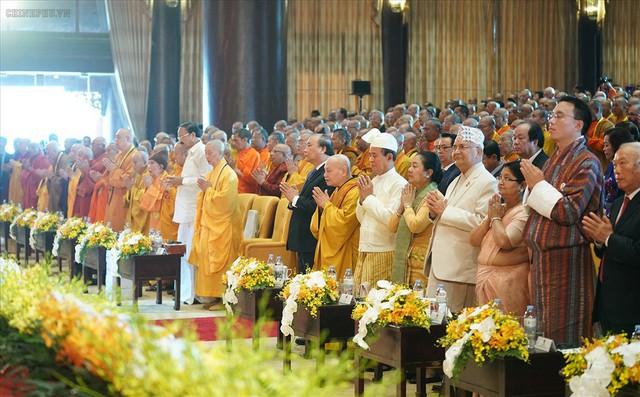 Thủ tướng Nguyễn Xuân Phúc dự Khai mạc Đại lễ Phật đản Liên Hợp Quốc – Vesak 2019 - Ảnh 3.