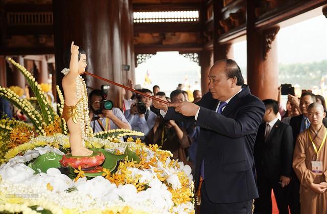 Thủ tướng Nguyễn Xuân Phúc dự Khai mạc Đại lễ Phật đản Liên Hợp Quốc – Vesak 2019 - Ảnh 1.