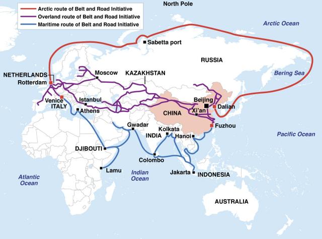 Bắc Cực phân tranh: Mỹ không để Trung Quốc biến Bắc Cực thành Biển Đông mới - Ảnh 1.