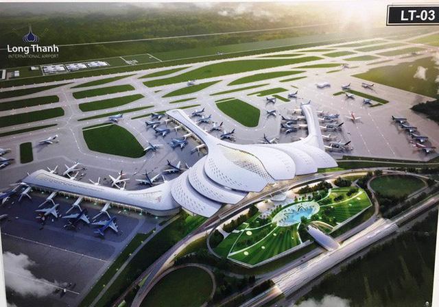 Hoàn thiện Báo cáo nghiên cứu khả thi xây Cảng hàng không quốc tế Long Thành - Ảnh 1.