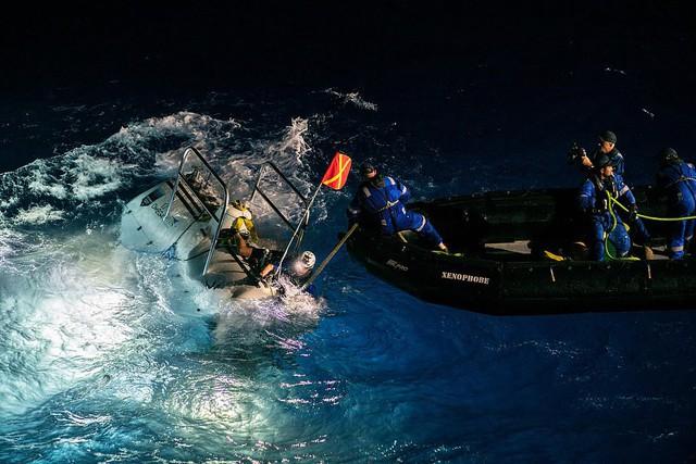 Phát hiện kinh hoàng toàn cầu: túi nylon và vỏ kẹo tại nơi sâu nhất của Trái Đất - Ảnh 2.
