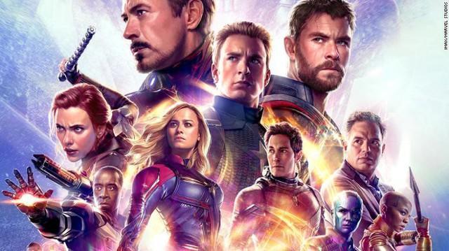 Avengers: Endgame thống trị tại Trung Quốc: Hãy xem kỷ lục ập đến ngoạn mục ra sao? - Ảnh 1.