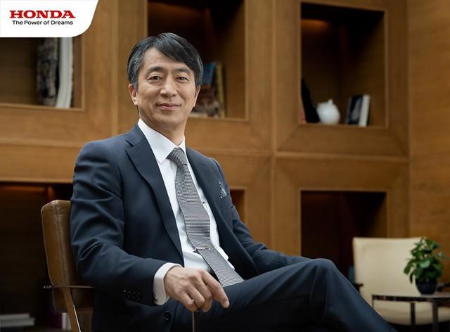 Honda Việt Nam thay tướng mới - Ảnh 1.