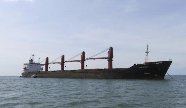 Mỹ bắt giữ tàu hàng: Triều Tiên phản ứng mạnh - Ảnh 1.