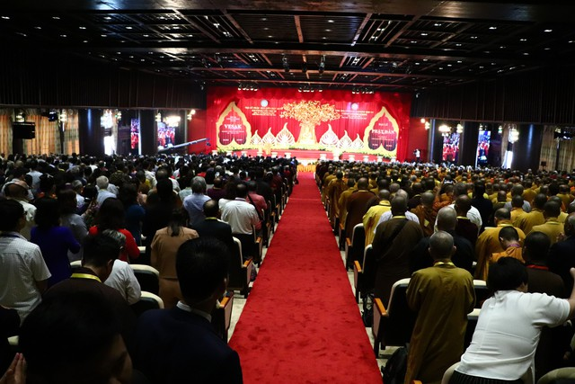Bế mạc Đại lễ Phật đản Liên hợp quốc Vesak 2019: Đại lễ đã thành công viên mãn - Ảnh 6.