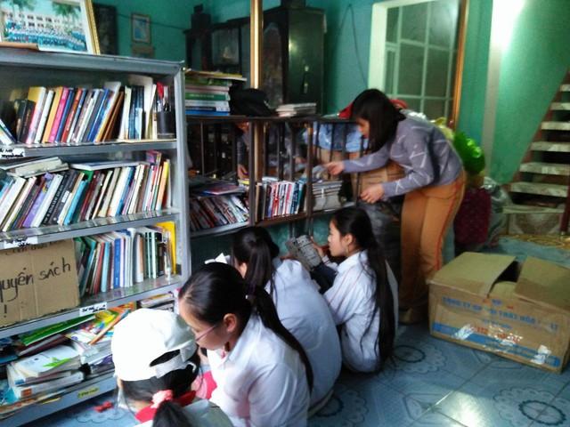 Không gian đọc: Nơi kết nối và lan tỏa tình yêu Sách - Ảnh 2.