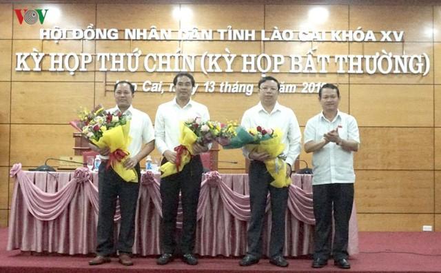 Lào Cai bầu Thạc sĩ 7x làm Phó Chủ tịch tỉnh - Ảnh 1.