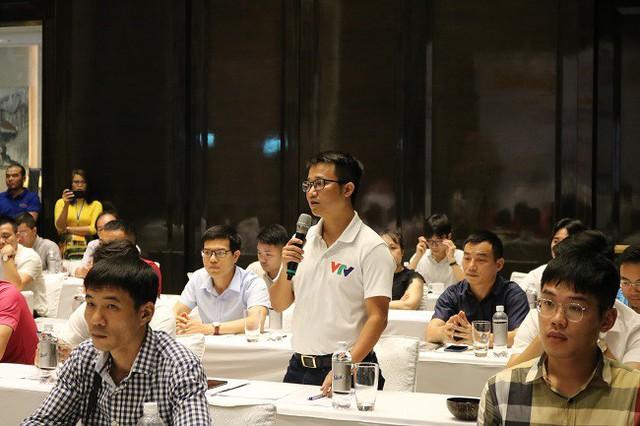 Lễ bốc thăm chia bảng Press Cup 2019 khu vực Hà Nội: Hình ảnh ấn tượng của giải đấu chuyên nghiệp - Ảnh 9.