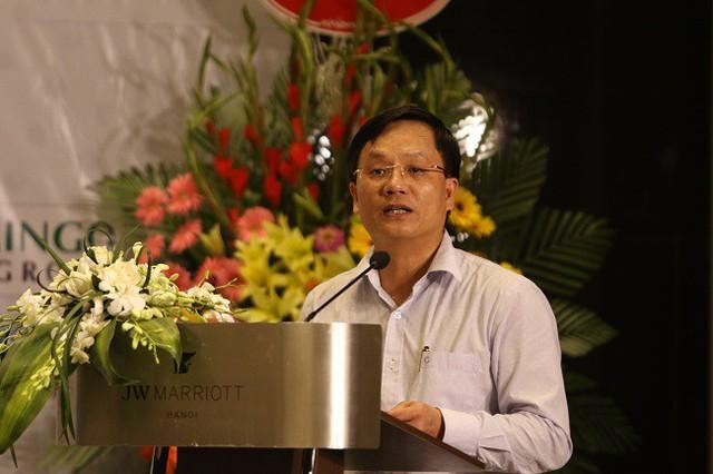 Lễ bốc thăm chia bảng Press Cup 2019 khu vực Hà Nội: Hình ảnh ấn tượng của giải đấu chuyên nghiệp - Ảnh 3.