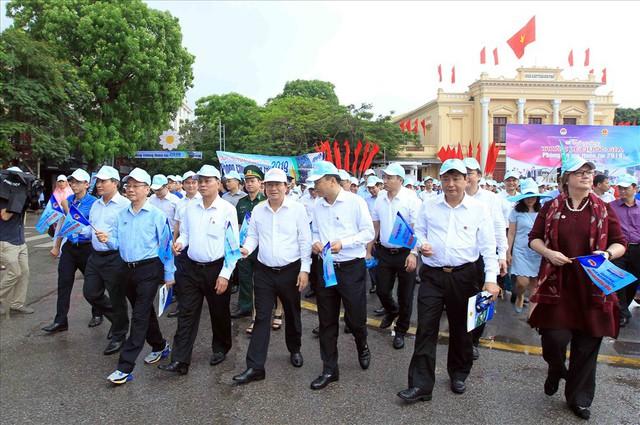 Phát động Tuần lễ Quốc gia Phòng chống thiên tai năm 2019 - Ảnh 1.
