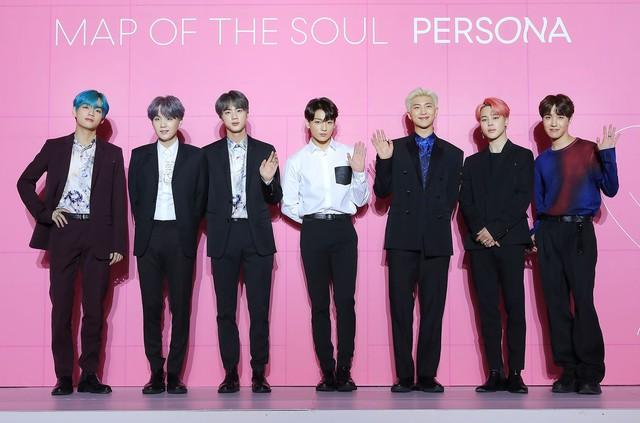 BTS vững tốp 10 album Billboard 200 trong tuần thứ tư liên tiếp - Ảnh 2.