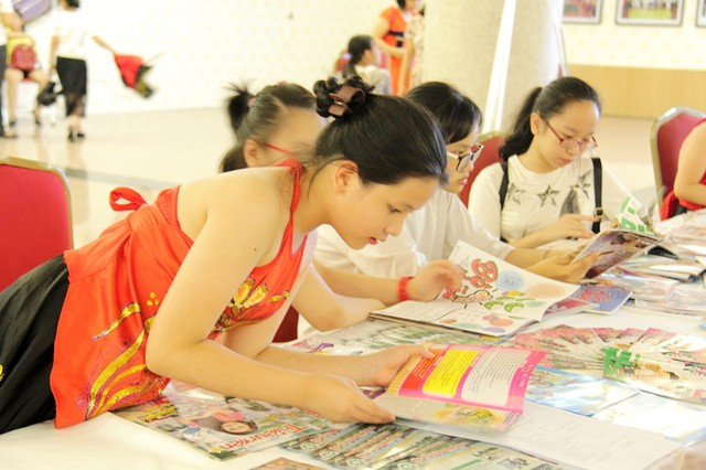 Ngày hội Thế giới tuổi thơ lần thứ XXII - Ảnh 1.
