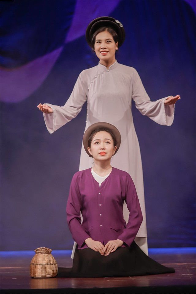 Đạo diễn Singapore bất ngờ cho Cám hoàn lương trong vở kịch thiếu nhi - Ảnh 1.