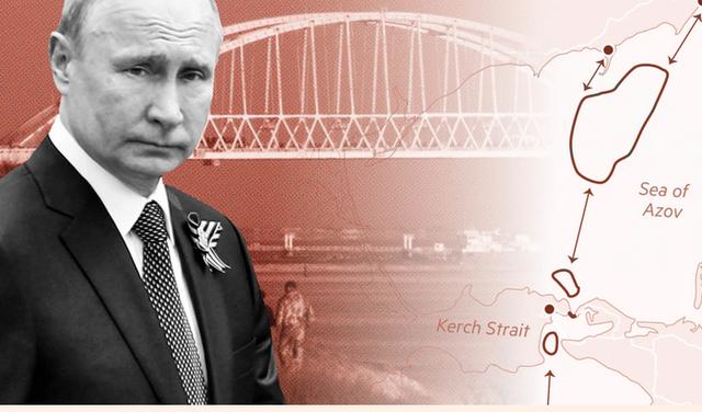 Nga tung thòng lọng bóp nghẹt tương lai cảng biển Ukraine? - Ảnh 1.