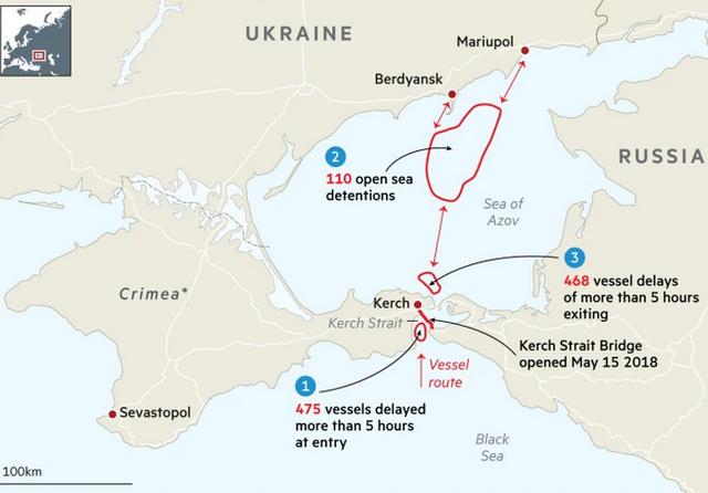 Nga tung thòng lọng bóp nghẹt tương lai cảng biển Ukraine? - Ảnh 2.