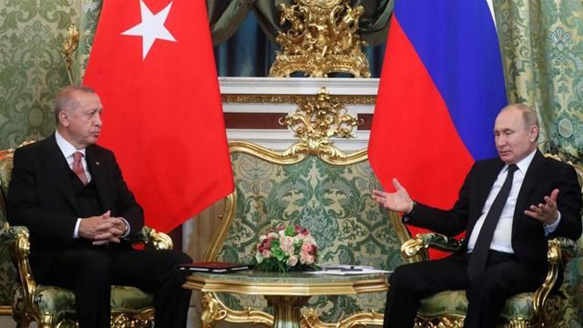 Bất ngờ S-400 đào sâu rạn nứt giữa Nga – Thổ Nhĩ Kỳ tại Syria? - Ảnh 1.