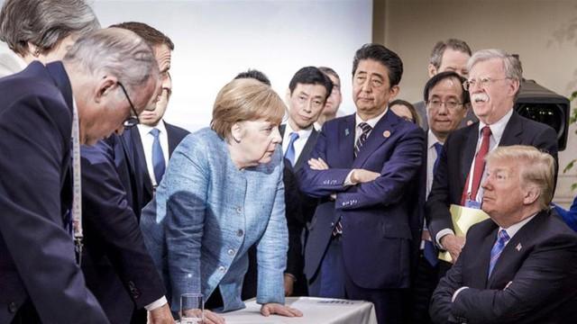 Đỉnh điểm leo thang căng thẳng Iran: Châu Âu có biết cách kiềm chế Mỹ? - Ảnh 1.
