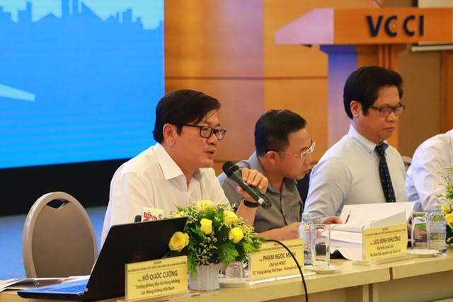 """Vận tải hàng không Việt Nam cần minh bạch, loại bỏ ngay tư duy """"nhà nước và tư nhân"""" hay """"con đẻ con nuôi"""" - Ảnh 3."""