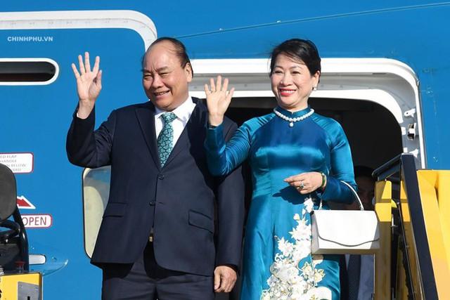 Thủ tướng Nguyễn Xuân Phúc và Phu nhân thăm chính thức Nga, NaUy và Thụy Điển - Ảnh 1.