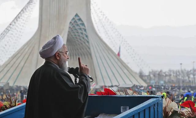 Mỹ căng như dây đàn: Bồi thêm giông tố vào chính trường Iran - Ảnh 1.