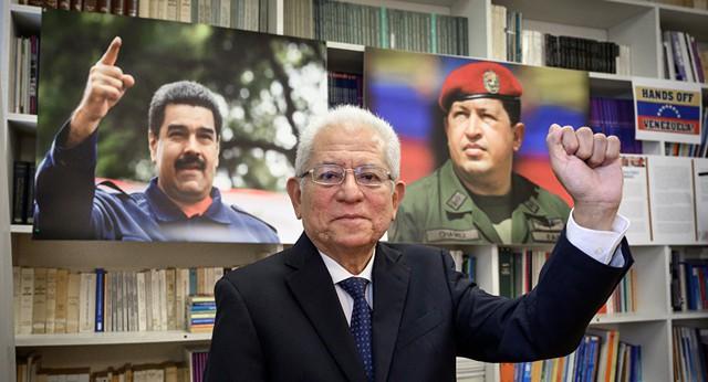 Giữa khủng hoảng: Venezuela lên tiếng về sự sát cánh từ Nga - Ảnh 1.