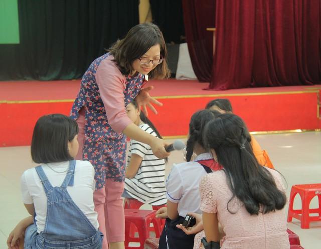 Giao lưu các thí sinh đạt giải Cuộc thi Đại sứ Văn hóa đọc năm 2019 - Ảnh 3.