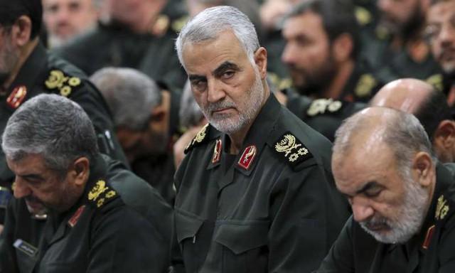 Hé lộ đòn lôi kéo, mở đường cho chiến tranh từ Iran - Ảnh 1.