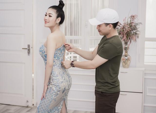 Hoa hậu Tuyết Nga tham dự LHP Cannes bằng 50kg trang phục  - Ảnh 4.