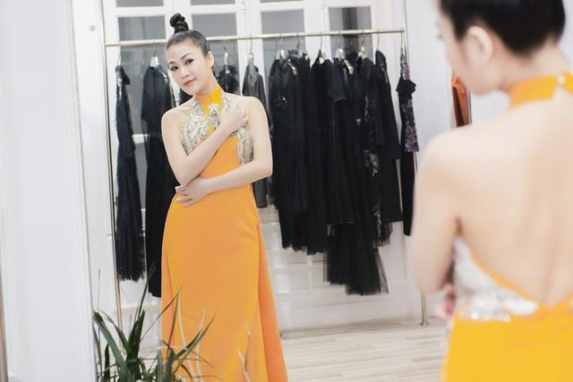 Hoa hậu Tuyết Nga tham dự LHP Cannes bằng 50kg trang phục  - Ảnh 8.