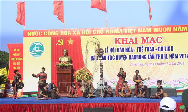 Tưng bừng Lễ hội Văn hóa, Thể thao và Du lịch các dân tộc huyện Đakrông - Ảnh 1.