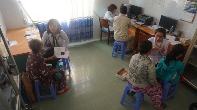 Khám và phát thuốc miễn phí cho người dân có hoàn cảnh khó khăn ở Đà Nẵng - Ảnh 1.