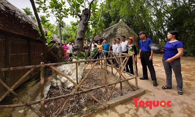 Tháng 5, về thăm làng Sen quê Bác... - Ảnh 10.
