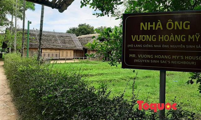 Tháng 5, về thăm làng Sen quê Bác... - Ảnh 11.
