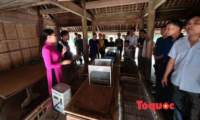 Tháng 5, về thăm làng Sen quê Bác... - Ảnh 3.
