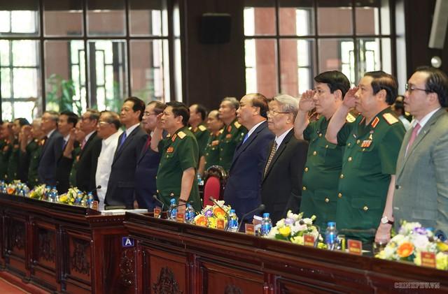 Thủ tướng trao phần thưởng cao quý cho Binh đoàn 12 - Ảnh 1.