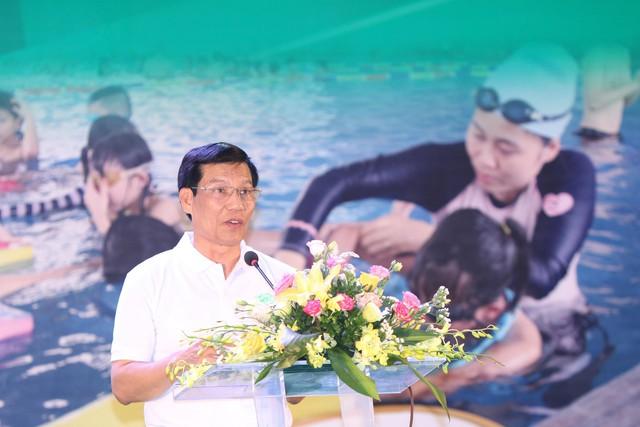 Gần 4.000 người tham dự Lễ phát động toàn dân tập luyện môn bơi, phòng, chống đuối nước trẻ em năm 2019 - Ảnh 3.