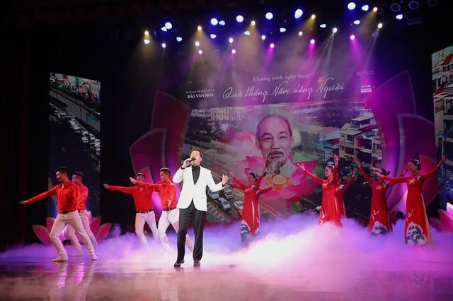 Quà tháng Năm dâng Người lan tỏa tình yêu kính với Chủ tịch Hồ Chí Minh - Ảnh 2.