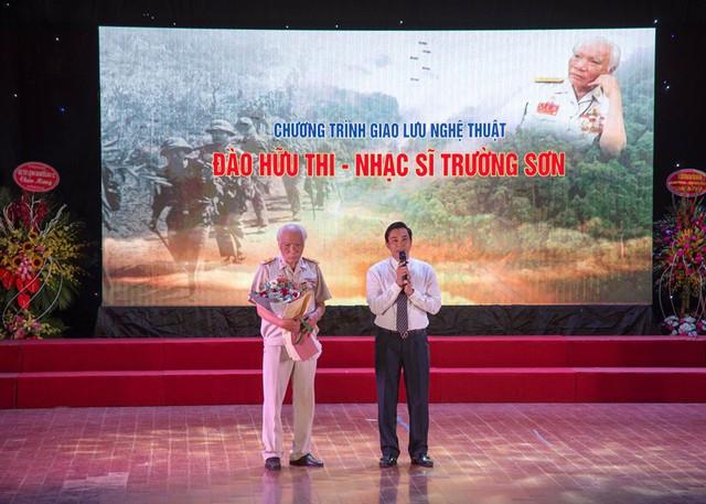 Nhạc sĩ Đào Hữu Thi, người lan tỏa tinh thần người lính đường Trường Sơn - Ảnh 1.
