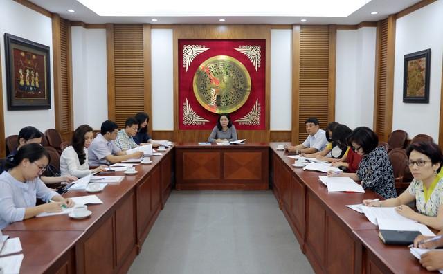 Hoàn thiện Dự thảo Đề án tổ chức Liên hoan phim Việt Nam lần thứ 21 - Ảnh 2.