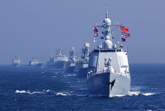 Bắc Kinh đưa khái niệm mới Cộng đồng chung vận mệnh trên biển - Ảnh 1.