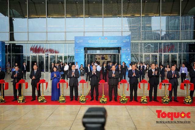 Thủ tướng Nguyễn Xuân Phúc khai mạc Diễn đàn Kinh tế tư nhân 2019 - Ảnh 7.