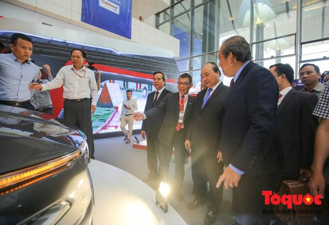 Thủ tướng Nguyễn Xuân Phúc khai mạc Diễn đàn Kinh tế tư nhân 2019 - Ảnh 8.
