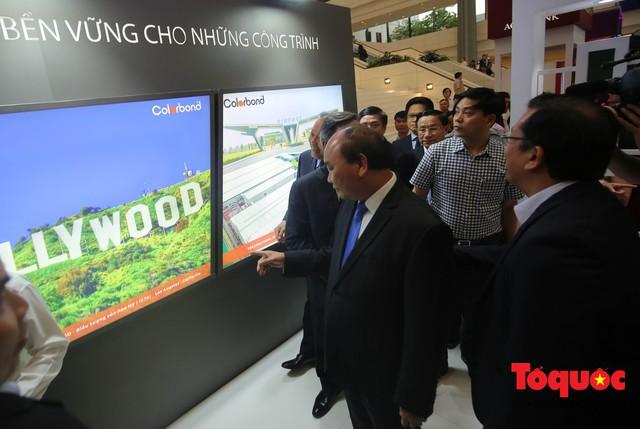 Thủ tướng Nguyễn Xuân Phúc khai mạc Diễn đàn Kinh tế tư nhân 2019 - Ảnh 11.